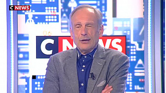Benoît Biteau sur CNEWS 'Vent positif' l'invité de Marc Menant