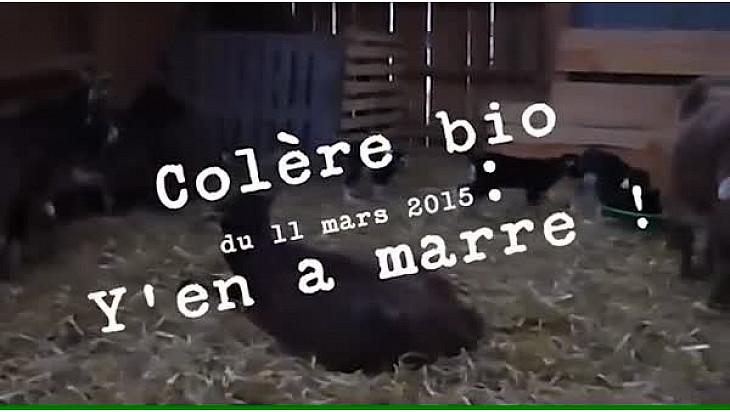 l'AgroEcologie et l'AgroForesterie en Danger :  Benoit Biteau pousse son coup de Gueule ... y'en a marre !