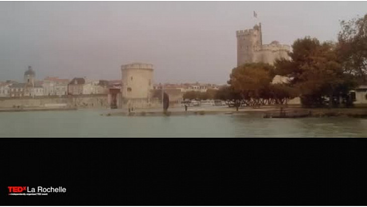 coulisses du Tedx La Rochelle 2015 avec Benoît Biteau et Stéphanie Muzard
