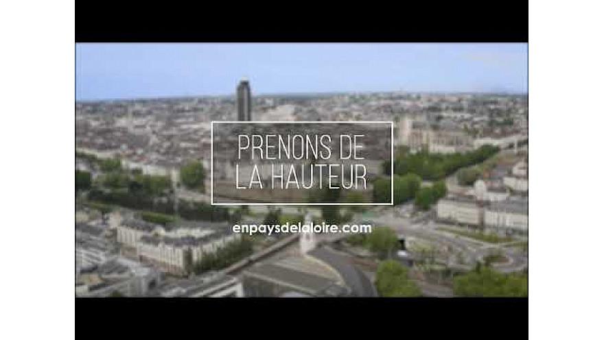Prenons de la hauteur au château des ducs de Bretagne - Nantes