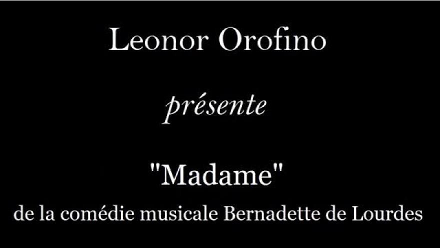 Léonor Orofino une petite française  qui montent Gardez-la à l'œil  une véritable kids du monde